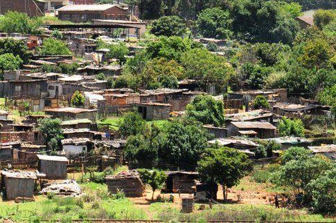 Villaggi rurali in Mpumalanga