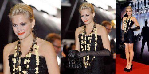Dolce e Gabbana collana in pasta