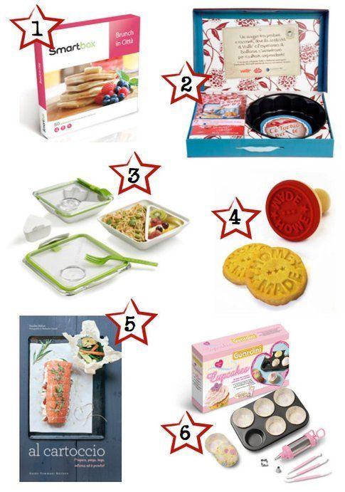 regali di natale foodie