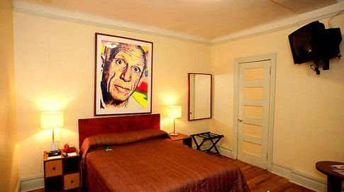Gershwin Hotel a New York - foto dal web