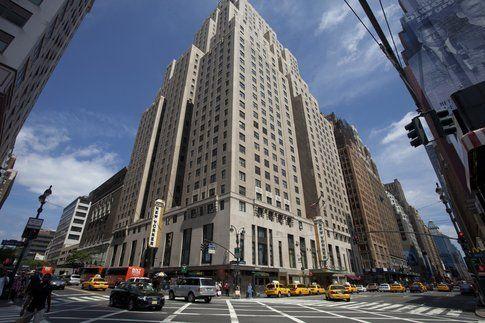 New Yorker Hotel - foto dal web