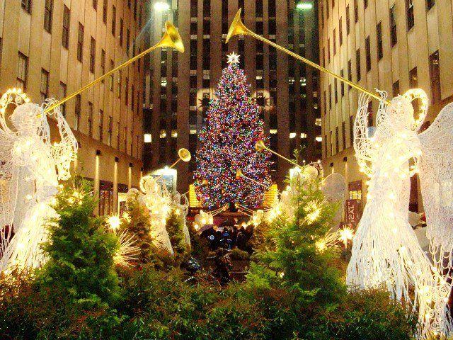 Albero Di Natale 94.Natale A New York Manuale Di Sopravvivenza Bigodino