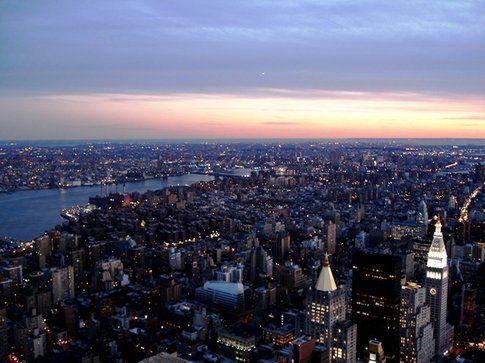 Vista dall'Empire State Building ©MarziaKeller