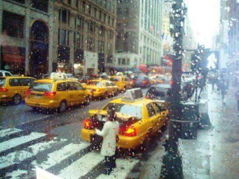Taxi a New York ©MarziaKeller