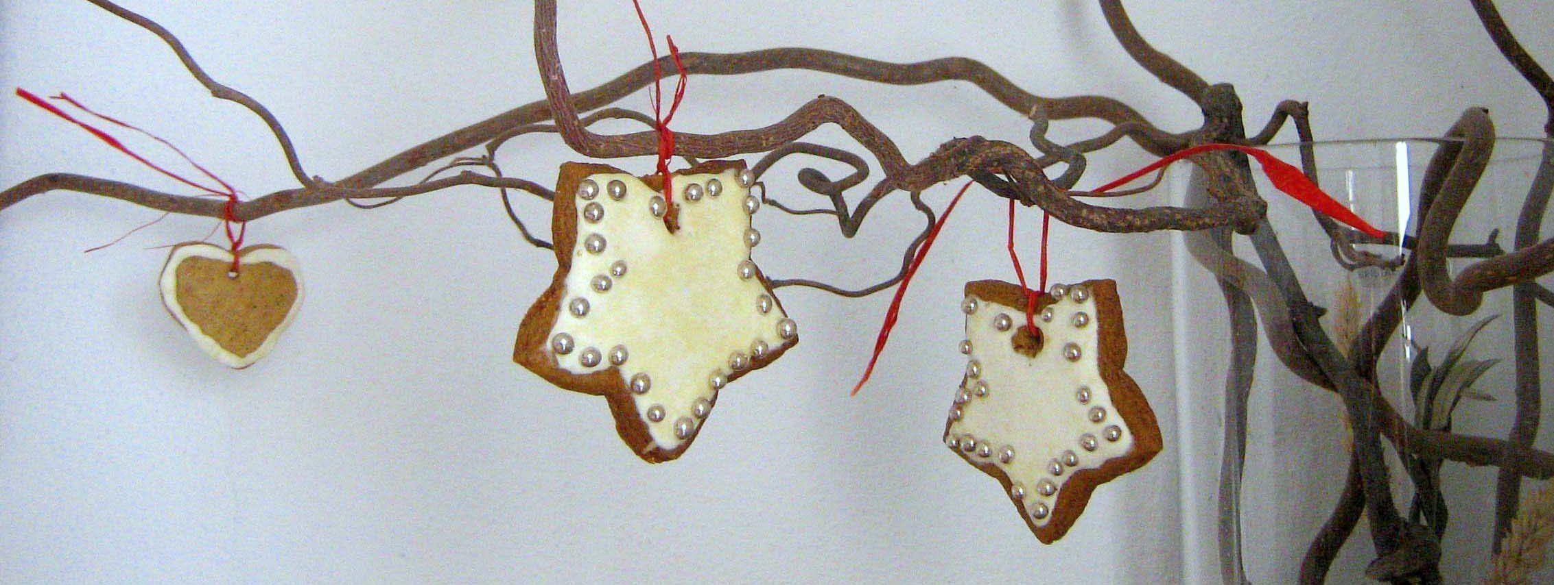 Decorazioni natalizie... che escono dalla cucina!