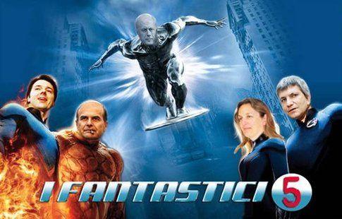 I fantastici 5