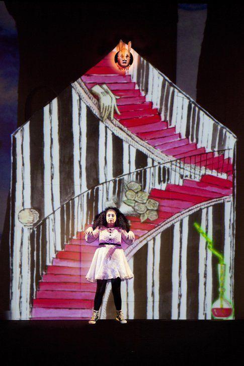 Scena di Alice Undreground