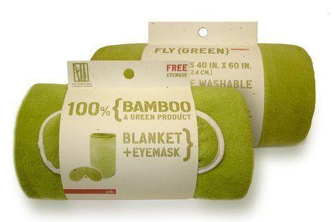 Coperta di bamboo