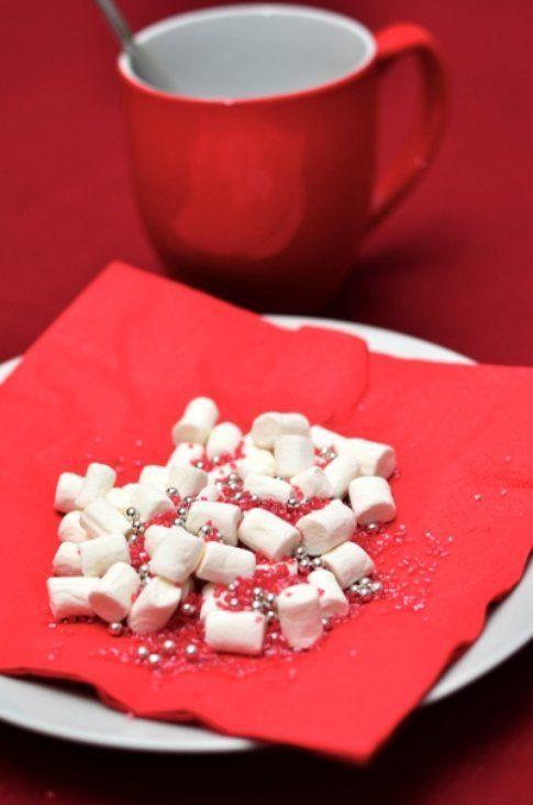 Marshmallows da regalare a Natale