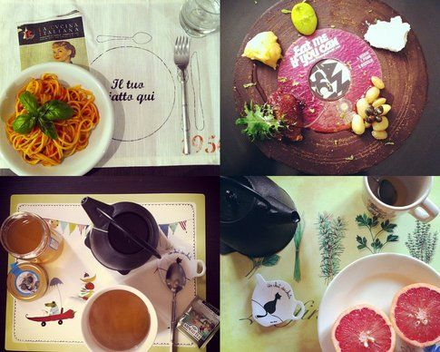 foto golose di Elisa amante di Instagram