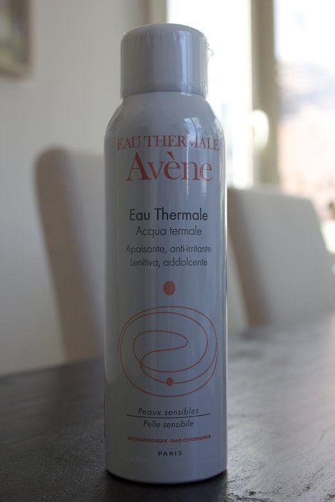 L'acqua termale di Avène