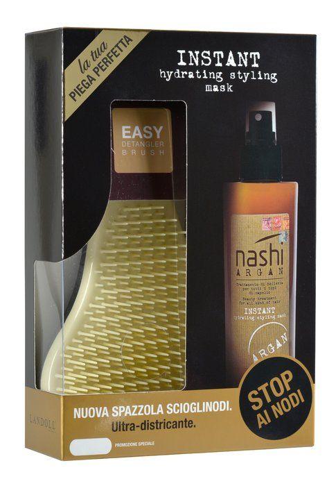 Nashi Argan Easy Detangler Brush