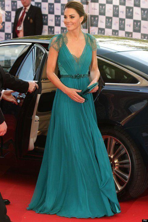 Lo stile di Kate Middleton