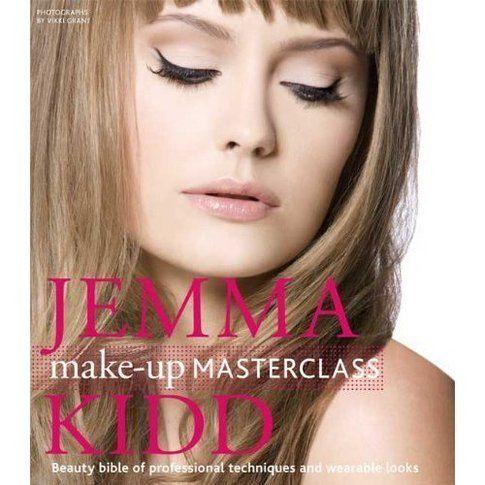 Jemma Kidd, Make Up Masterclass