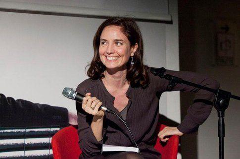 Laura Lamanda, l'autrice di Aeroracconto