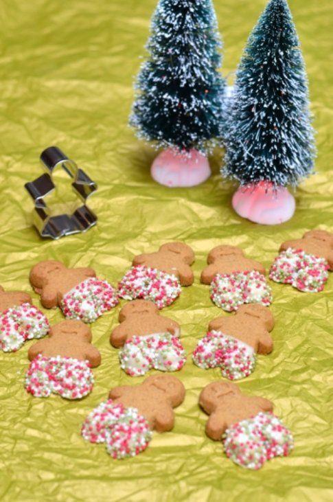 Gli omini di zenzero per Natale