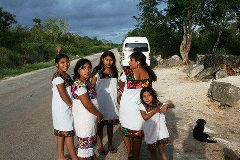 Villaggio Maya - Foto ©Marzia Keller