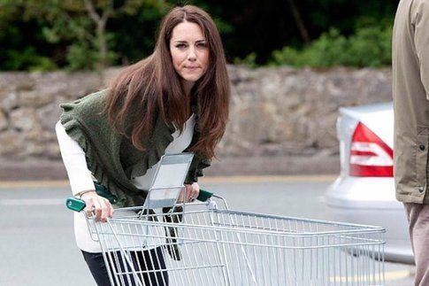Inizia la spesa pazza di Kate