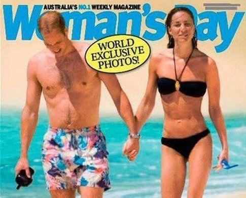 Una Kate troppo magra!