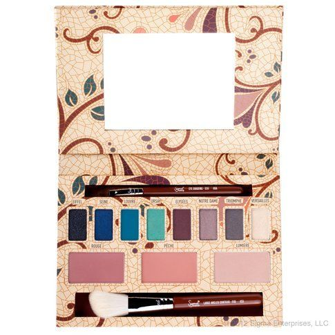 Paris Palette by Sigma Make Up