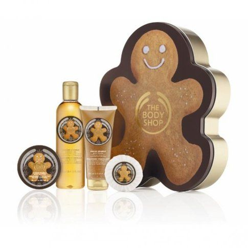Gingerbread Kit by The Body Shop