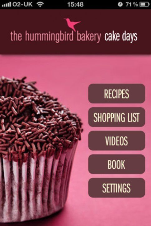 Hummingbird Bakery - Cake Days