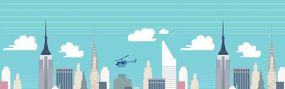 Quartieri di New York: l'infografica per orientarsi nella Grande Mela