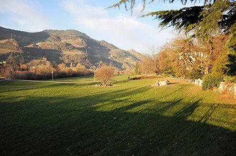 Parco Petrarca a Bolzano
