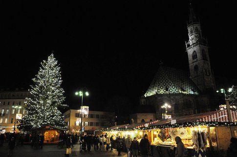 Piazza Walther a Bolzano