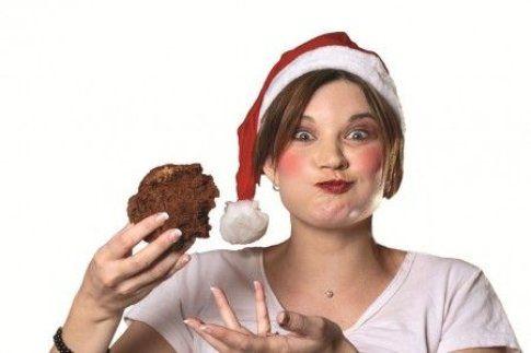 A Natale è difficile rinunciare a mangiare!