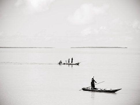 Pescatori a Nungwi