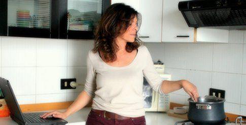catia in cucina