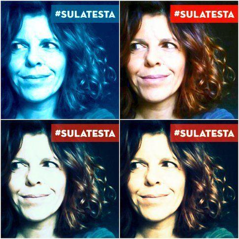catia x 4 #sulatesta