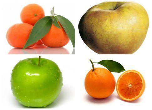mix frutta di gennaio