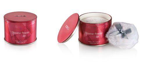 Kiko Make up Shimmer Powder