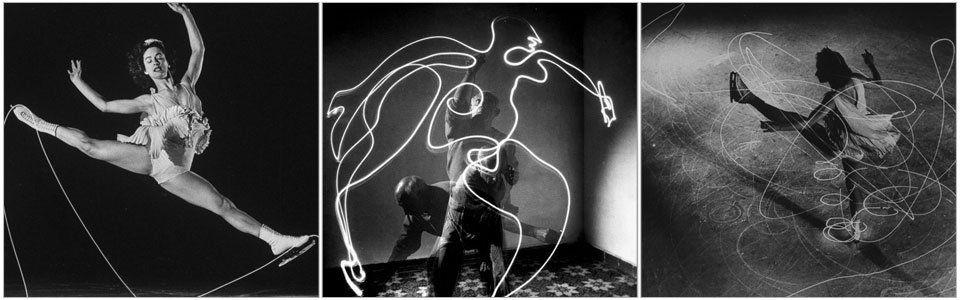 I disegni con la luce di Pablo Picasso