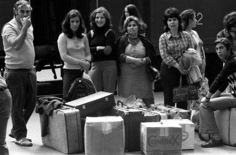 """Dalla raccolta """"Ferragosto anni '70"""" su Repubblica.it"""