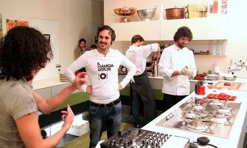 Carlo Spinelli uno dei conduttori del mangiadischi