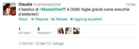 tweet @LaFemmeduChef