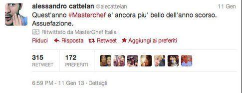 tweet di @Alecattelan