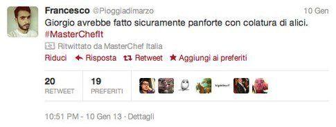 tweet di @pioggiadimarzo