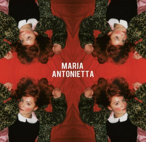 "Cover del disco ""Maria Antonietta"""