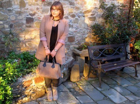 L'outfit di The Bag Girl