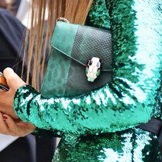 Verde Smeraldo: è il colore del 2013!