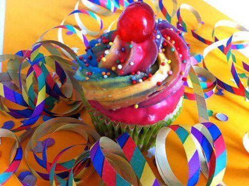 Cupcakes di carnevale by Francesco di Pandispagna