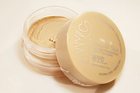 NYC Smooth Skin foundation