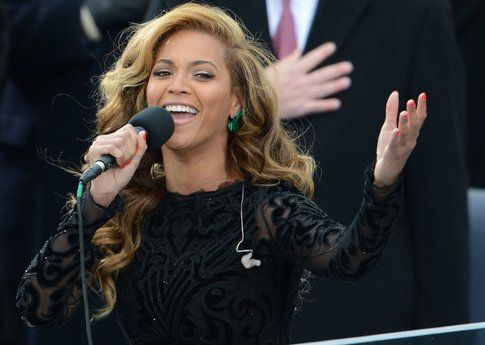 Beyonce - foto copyright Getty images