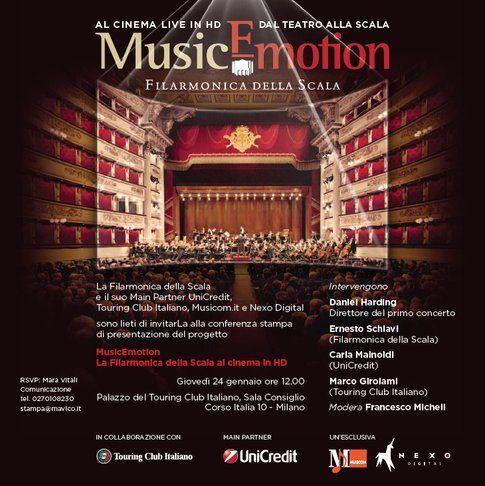 La locandina di MusicEmotion