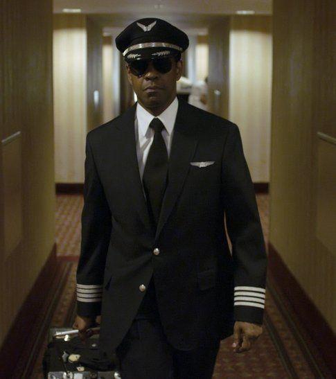 Una scena di Flight - foto da pressbook ufficiale