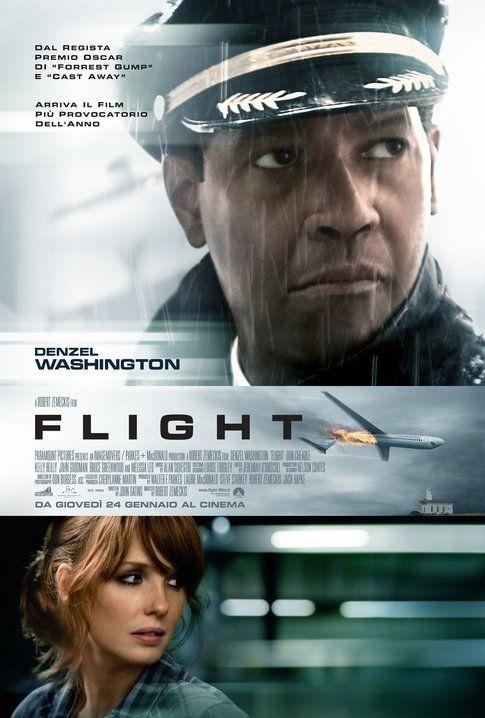 Locandina di Flight - foto da pressbook ufficiale